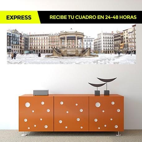 Panorámica de Pamplona express