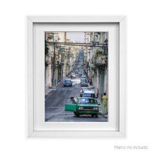 Lámina A3 de Cuba Color